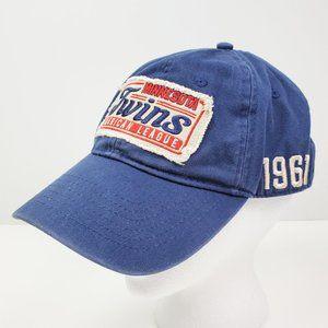 Minnesota Twins American Needle Cooperstown Hat